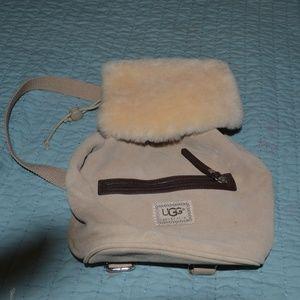 Ugg backpack pocketbook